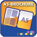 A5 Brochure - Drukkerij Edoprint Dalen