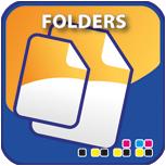 Flyer - Folder Ongevouwen - Drukkerij Edoprint Dalen