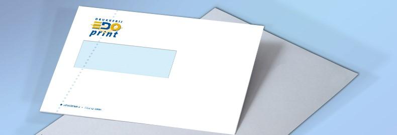 Enveloppen en briefpapier - Drukkerij Edoprint