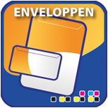 Enveloppen zonder venster - Drukkerij Edoprint Dalen