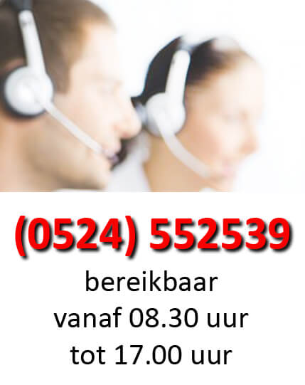Telefoonservice - Drukkerij Edoprint Dalen